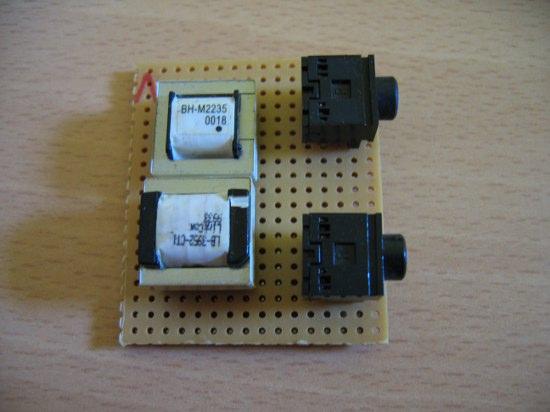 spojite strujni transformator